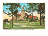 Lookout Mountain Hotel, Chattanooga, Tennessee Prints