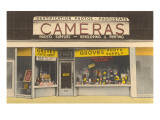 Forties Camera Shop Posters
