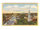 Main Street, Laredo, Texas Prints