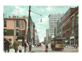Main Street, Memphis, Tennessee Prints