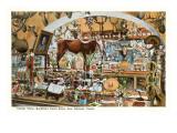 Buckhorn Curio Store, San Antonio, Texas Prints