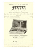 Advertisement for Drill Bits Prints