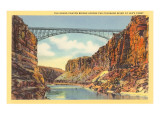 Grand Canyon Bridge at Lee's Ferry Prints