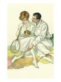 Tennis Romance Posters
