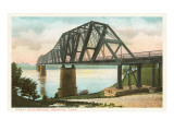 Great Eads Bridge, Memphis, Tennessee Prints
