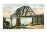 Great Eads Bridge, Memphis, Tennessee Prints