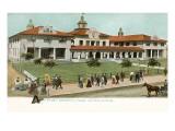 Viehbörse, Fort Worth, Texas Kunstdrucke