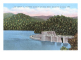 Lake Santeetlah, Great Smoky Mountains Prints