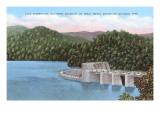 Lake Santeetlah, Great Smoky Mountains Posters