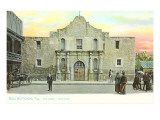 The Alamo, San Antonio, Texas Art