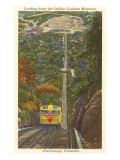 Incline Railway, Chattanooga, Tennessee Prints