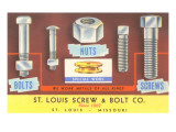 Nuts and Bolts Posters