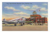 Nashville Municipal Airport, Nashville, Tennessee Prints