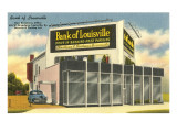 Drive-in Bank of Louisville Posters