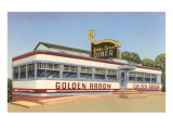 Retro Diner, Golden Arrow Art