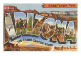 Greetings from Arizona Photo