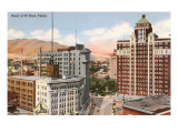Heart of El Paso, Texas Poster
