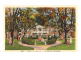 Bob Jones College, Cleveland, Tennessee Prints