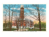 College Hall, Vanderbilt University, Nashville, Tennessee Posters