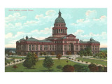State Capitol at Austin, Texas Print
