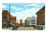 San Francisco Street, El Paso, Texas Prints