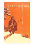 Hunting Pilgrim Posters