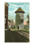 Stone Tower, Harrogate, Tennessee Prints