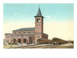 Union Station, El Paso, Texas Prints