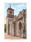 Mission San Jose, San Antonio, Texas Print