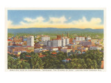 Overview, Chattanooga, Tennessee Prints