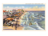 North Beach, Corpus Christi, Texas Prints