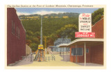 Incline Railway, Chattanooga, Tennessee Posters