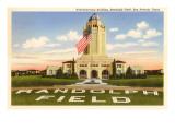 Randolph Field, San Antonio, Texas Poster