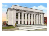 Tennessee Supreme Court, Nashville, Tennessee Poster