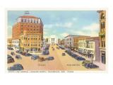 State Line Avenue, Texarkana Kunstdrucke