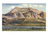 Mt. Cristo Rey, El Paso, Texas Prints