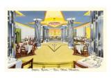 Empire Room, Rice Hotel, Houston, Texas Prints