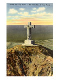 Christ the King Statue, El Paso, Texas Posters