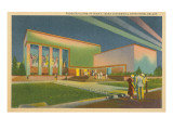 Texas Centennial Exposition, Dallas Poster