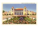 Municipal Auditorium, San Antonio, Texas Print