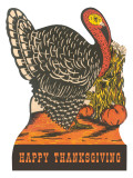 Happy Thanksgiving, Turkey Prints