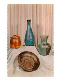 Pottery Objects Art