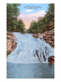 Indian Creek Falls, Great Smoky Mountains Posters