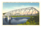 Butler Bridge, Eastern Tennessee Posters