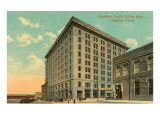 Southern Pacific Office, Houston, Texas Prints