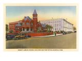 Cossitt Library, Memphis, Tennessee Print