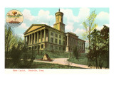 State Capitol, Nashville, Tennessee Prints