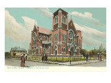 Cathedral of the Sacred Heart, Dallas, Texas Prints