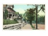 McCallie Avenue, Chattanooga, Tennessee Print