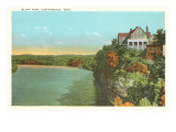 Bluff View, Chattanooga, Tennessee Posters